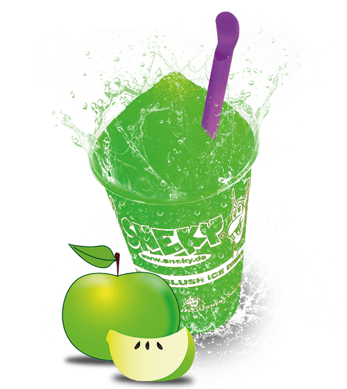 Sneky Ice Drink Sirup Apfel