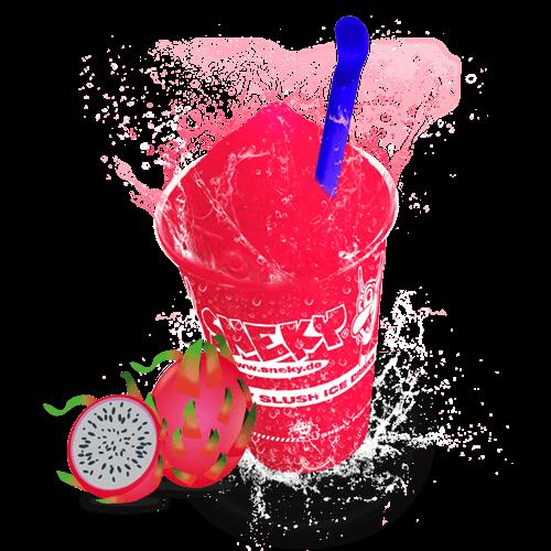 Sneky Ice Drink Sirup Drachenblut - Drachenfrucht