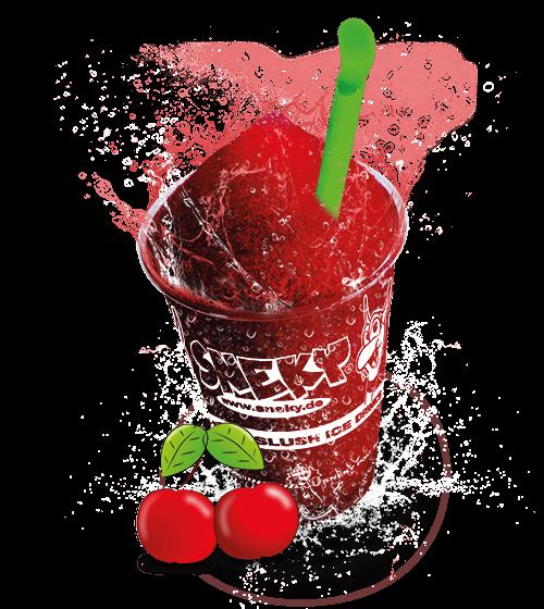 Sneky Ice Drink Sirup Amarena Kirsch