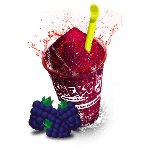 Sneky Ice Drink Sirup BAMBAM (Brombeer) (AZOfrei)