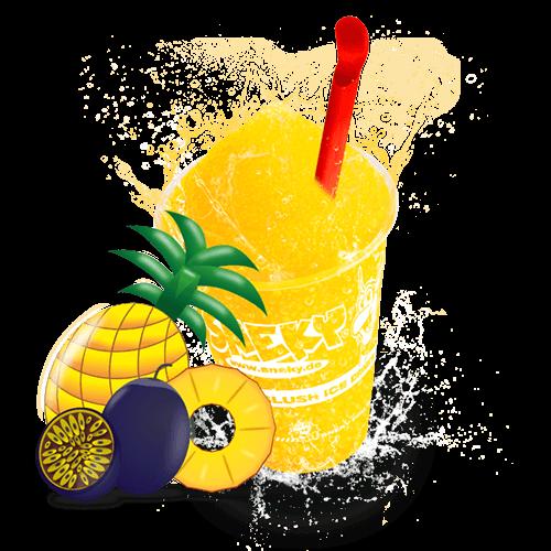 Sneky Ice Drink Sirup Karibik