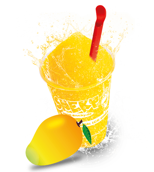 Sneky Ice Drink Sirup Mango