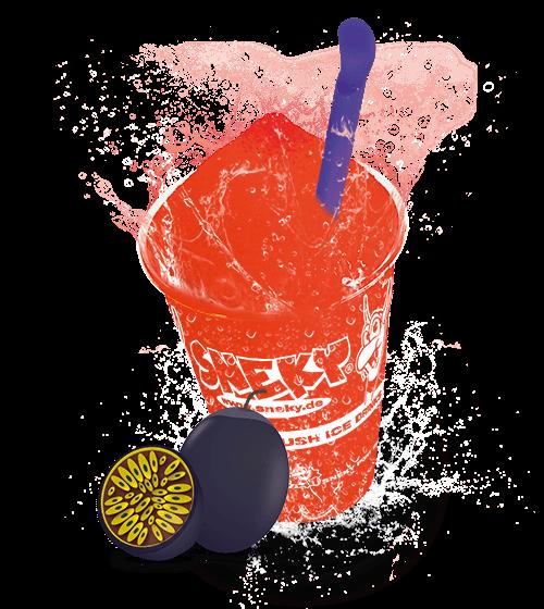 Sneky Ice Drink Sirup Maracuja
