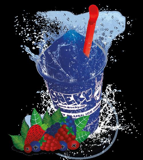 Sneky Ice Drink Sirup Sneky Blood (Waldfrucht) (AZOfrei)