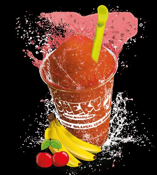 Sneky Ice Drink Sirup KiBa