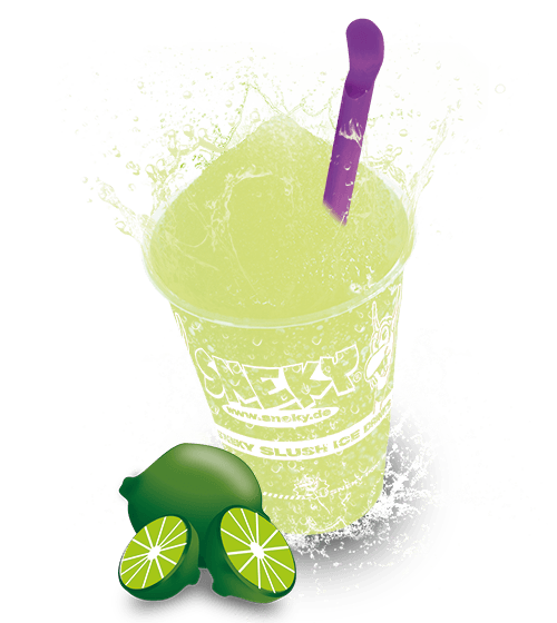 Sneky Ice Drink Sirup Limette