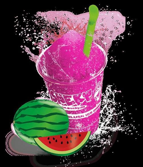 Sneky Ice Drink Sirup Melone
