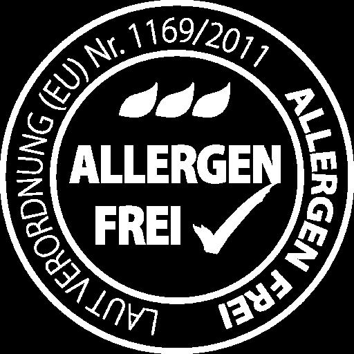 Allergenfrei